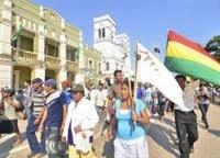 Bolivia, Tipnis: la strada non si farà
