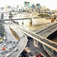 "Queensland. Inaugurato il ""Go Between Bridge"""