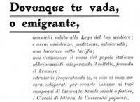 L'attività dell'Umanitaria negli anni venti