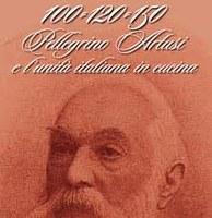 """Cile - arriva """"Pellegrino Artusi e l'unita' italiana in cucina"""""""