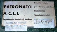 Italiani nel Mondo: l'associazionismo degli emigranti- SECONDA PUNTATA
