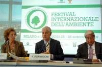 Dal 25 settembre a Milano il 2° Festival dell'Ambiente