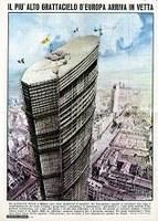 Palazzo Pirelli: festeggiamenti per i 60 anni del Grattacielo
