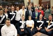 Rio 2016: in Consiglio gli atleti olimpici e paralimpici lombardi