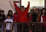 Chávez, la quarta volta