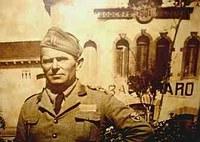 L'Italia a tutti i suoi caduti in Spagna. Egidio Rodolfo Forcellini.