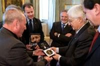 Roma, onori per Riccardo Cassin al suo centesimo compleanno