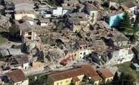 Terremoto. L'azione di Regione Lombardia per l'Abruzzo