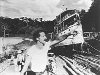 """Il cinema italiano in Amazzonia con il """"Progetto Fitzcarraldo"""""""