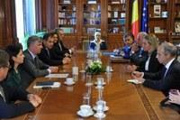Italia-Romania: il Ministro Mogherini a Bucarest