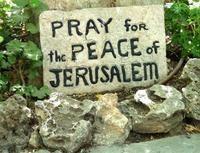 Pace su Jerusalemme