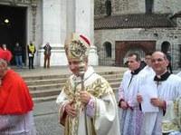 La Pastorale per gli immigrati del Vescovo di Brescia Luciano Monari