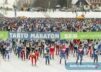 FIS Marathon Cup, in Estonia, Stephanie Santer lancia la sfida
