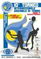 Tennis, 10° Torneo Internazionale Giovanile - Under 14, a Pavia