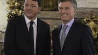 Renzi in Argentina