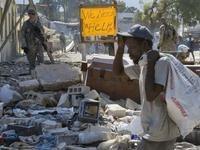 Haiti: tre anni dopo il sisma è ancora emergenza