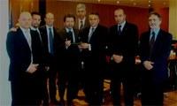 L'Ambasciatore del Marocco incontra la delegazione del Consiglio Regionale