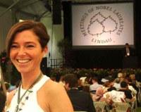 61° Lindau Nobel Laureates Meeting: testimonianza di Chiara Mandò