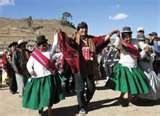 Morales riceve i rappresentanti di Ital e Uim