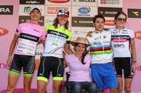 Ciclismo femminile, 22° Giro Donne 2011 07/07/2011 - circuito ciclistico con due tappe lombarde