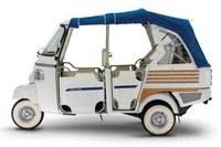 Cile. I veicoli elettrici Piaggio al Comune di Providencia