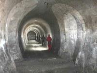 Il rifugio antiaereo recuperato Domenica l'apertura a Ponte S. P.