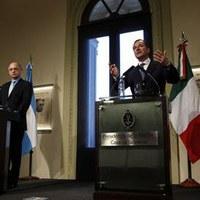 Dodici accordi bilaterali tra Italia e Argentina