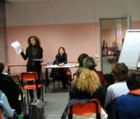Karen Micati, insegnante di italiano in Australia
