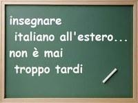 Scuola e cultura italiana all'estero