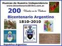 Buenos Aires: I festeggiamenti del Bicentenario