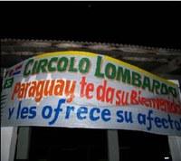 Diario di viaggio dei mantovani nel mondo con i lombardi in Paraguay