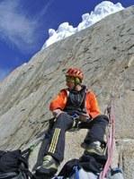«Sul tetto della Patagonia La mia sfida con il vento»