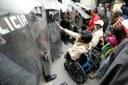 Bolivia, la rivolta degli invalidi