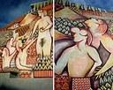 I murales di Giorgio Polo: dalla Sardegna all'Australia
