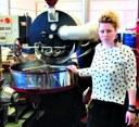 Villa Poma, l'amore di Eleonora per il caffè
