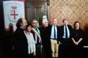 Edicola d'Oro a Cordibella, Dall'Aglio e Gueresi