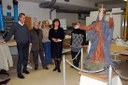 Restaurata una statua della Madonna di Novo Tirol (Brasile)