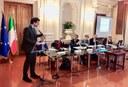 Conferenza assemblee legislative regionali d'Europa: oggi a Perugia il passaggio di consegne tra Ana Luisa Luis (Azzorre) e Donatella Porzi
