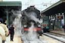 In mille a bordo del treno a vapore