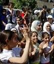 Giordania, l'Italia con i palestinesi del campo di Jerash