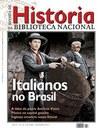 """Dossier """"Italiani in Brasile"""" sulla rivista """"Historia"""""""