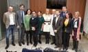 Sanità: la visita della Commissione alla TIN Mangiagalli, modello per la cura dei neonati pretermine