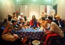 The Last Supper, Leonardo e la visione ritrovata