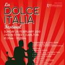 """A Carlton """"La Dolce Italia Festival"""""""
