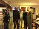 Visita di Pasquale Nestico e Daniele Marconcini in Costa Rica per valorizzare la presenza della comunità italiana nel paese