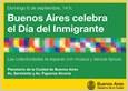 """L'Argentina rende omaggio alle collettività straniere in occasione del """"Dia del inmigrante"""" (Tribuna Italia/Argentina)"""