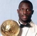 Ex calciatore del Milan Weah verso la presidenza della Liberia