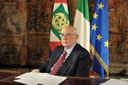Il Presidente Napolitano: L'Italia può e deve farcela